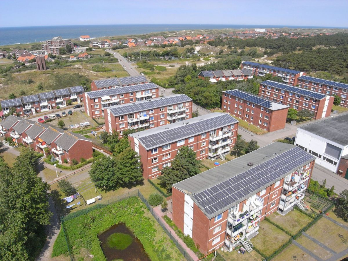 nirgendwo in Deutschland ist der mittlere Quadratmeterpreis höher als auf Norderney.