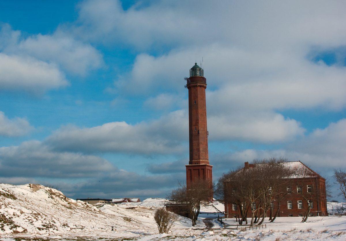 Winter auf Norderney – Weihnachten, Markt & Anbaden
